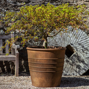 Mill Valley Large Planter - Pietra Nuova (14 finishes available)