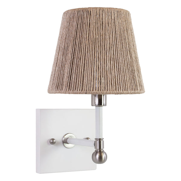 Piper Hemp Wall Sconce