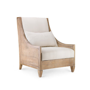 Bungalow 5 Raleigh Club Chair , Driftwood