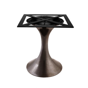 Bungalow 5 Stockholm Bronze Dining Table Base