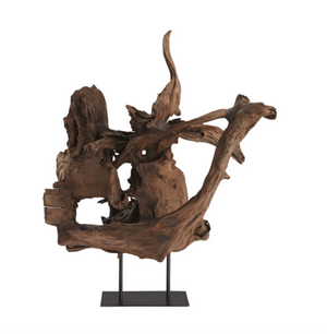 Arteriors Kazu Tree Root Sculpture - Small