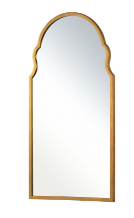 Queen Anne Mirror - Available in 4 Finishes