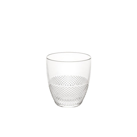 Splendour Textured Crystal Old Fashion – Set of 4