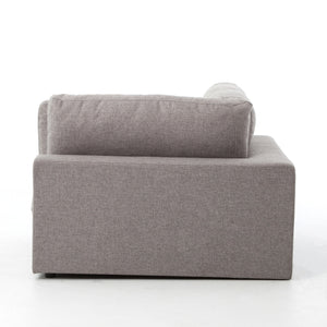 Bloor Sectional Corner - Chess Pewter