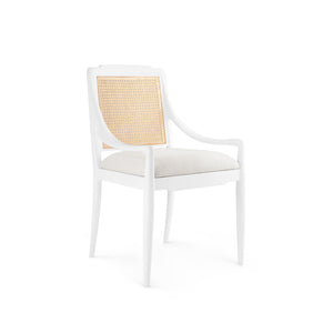Bungalow 5 Veronika Arm Chair - White