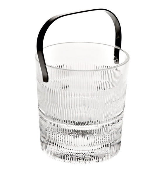 Barware - Vendome Linear Crystal Ice Bucket