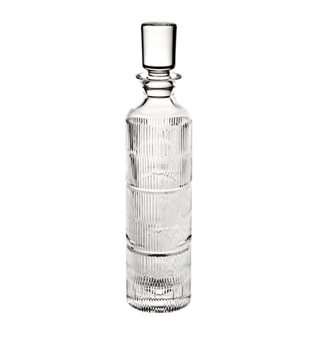 Barware - Vendome Linear Crystal Whiskey Decanter