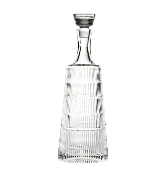 Barware - Vendome Linear Crystal Wine Decanter