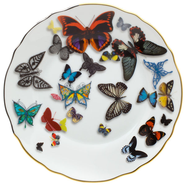 Dinnerware - 5 Piece Place Setting Christian Lacroix Butterfly Parade Dinnerware
