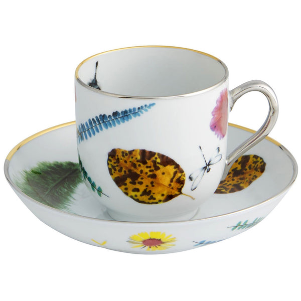 Dinnerware - Caribe Tea Cup With Saucer – Set Of 4, 8 Or 12