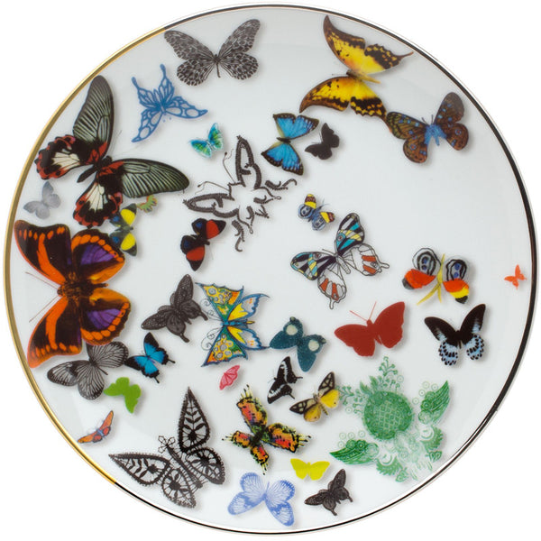 Dinnerware - Christian Lacroix Butterfly Parade Dessert/Salad Plates (Sets)