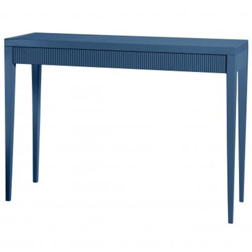 Furniture   Chatham North Lacquer Console Table   Blue (16 Colors Available)