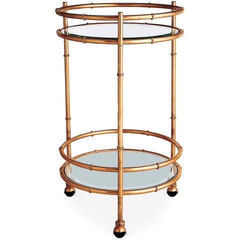 gold bar cart raise a toast to stylish bar carts scenario home 31166