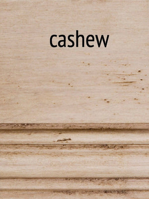 Furniture - London One Drawer Nightstand - Rustic Cashew ( 28 Finish & 3 Hardware Options )