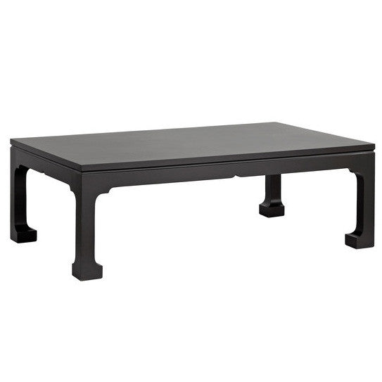 Furniture - Morris Asian Cocktail Table - Espresso ( 28 Finish Options)