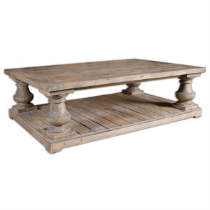 Furniture - Reclaimed Wood Coffee Table