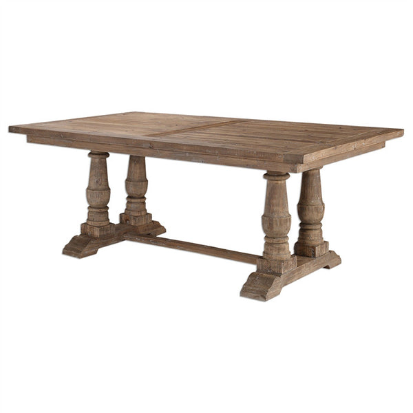 Furniture - Reclaimed Wood Dining Table