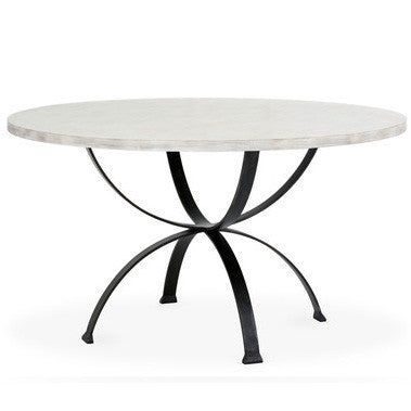 Furniture - Sophia Round Dining Table - Beachwood (See More Finish Options)
