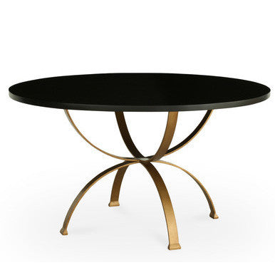 Sophia Round Dining Table Beachwood See More Finish Options - Beachwood dining table