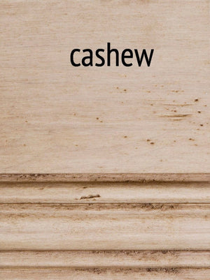 Furniture - Spencer Six Drawer Dresser - Cashew ( 28 Finish & 3 Frame Options )