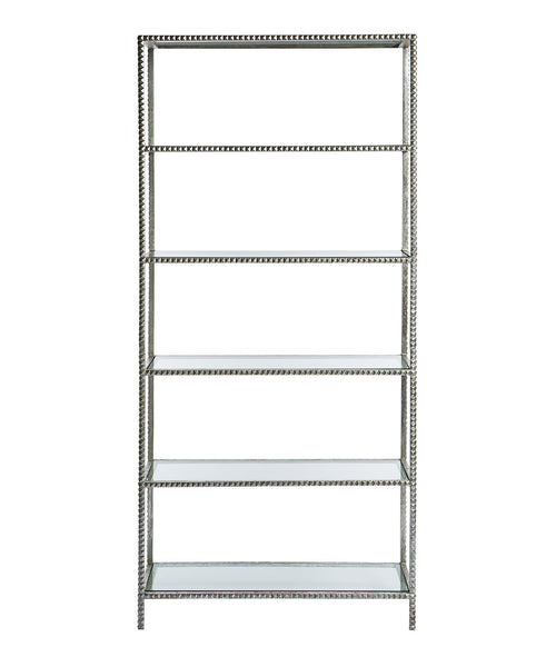 Furniture - Stud Etagere - Silver