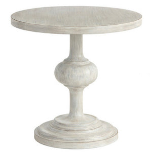Furniture - Wallace Round Side Table - Beachwood ( 28 Finish Options )