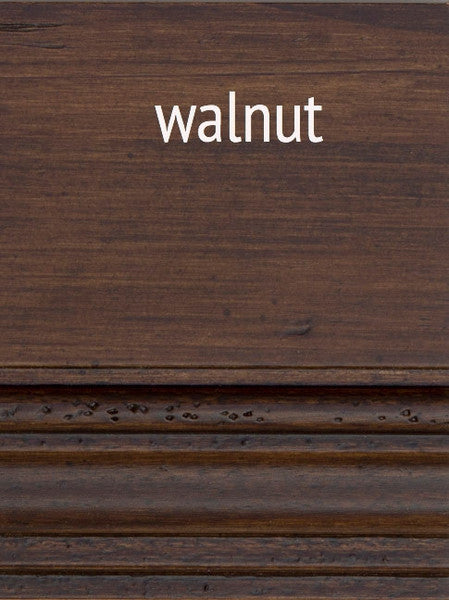 Furniture - Wellesley Two-Shelf Side Table - Almond ( 28 Finish Options )