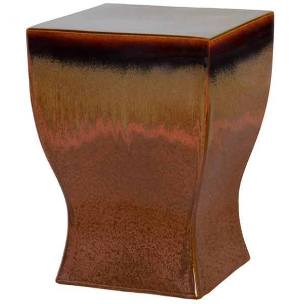Enjoy Free Shipping on All Orange Red Garden Stools Scenario Home