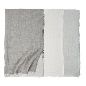 POM POM AT HOME HERMOSA OVERSIZED THROW - 3 COLORS