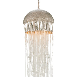Lighting - Beaded Sea Urchin Pendant Light - Large