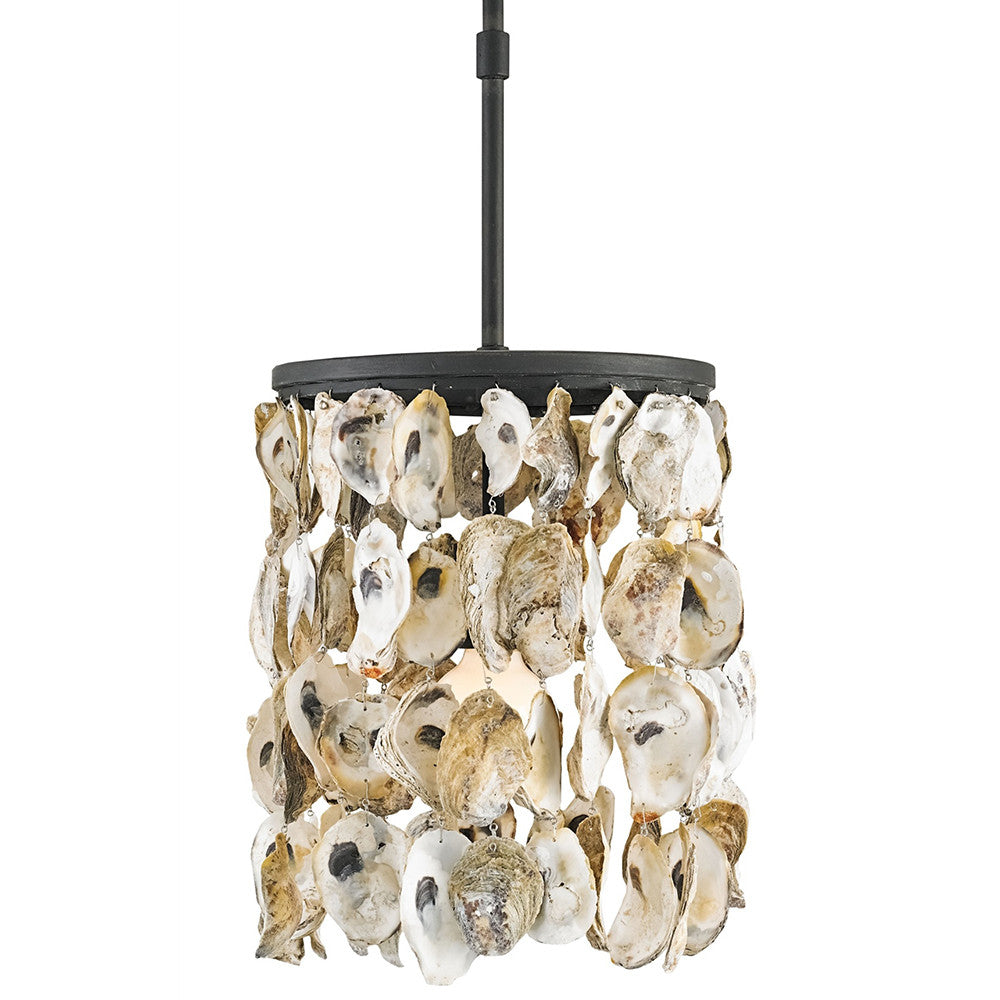 Lighting - Cascading Shells Pendant Light