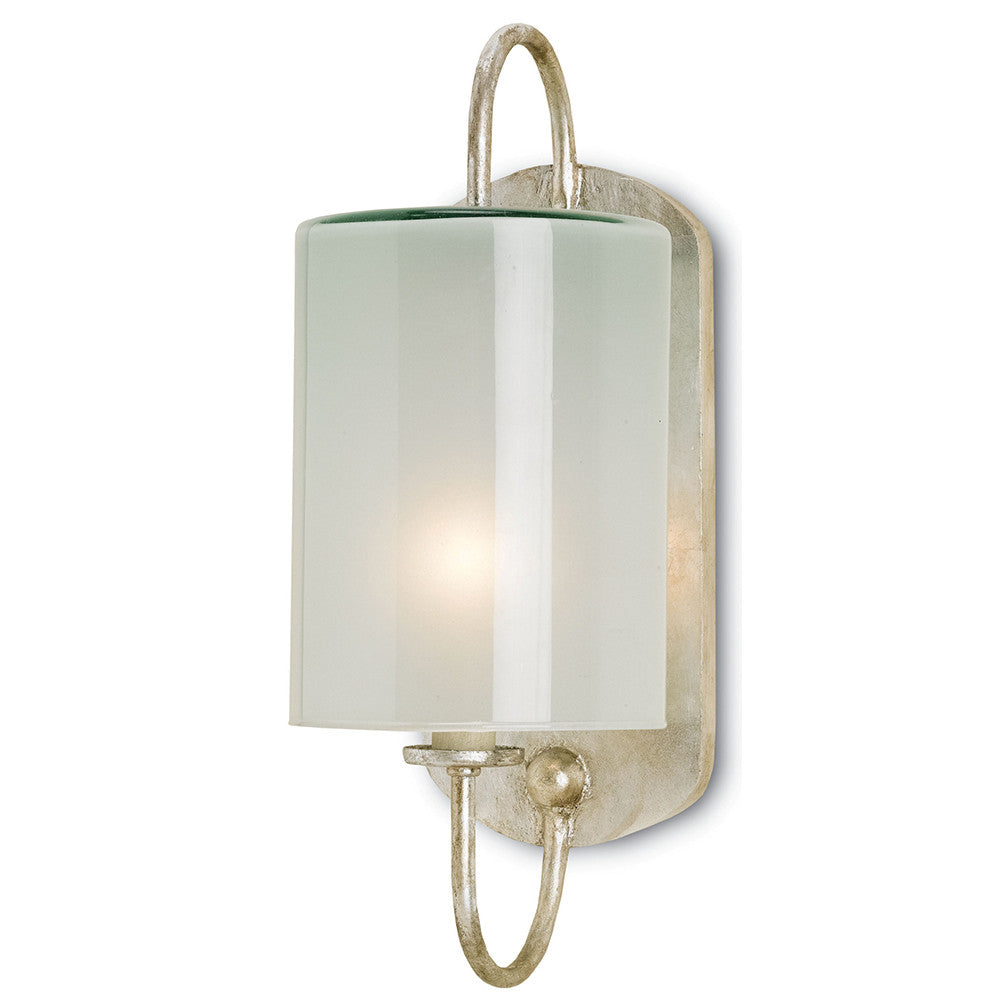 Lighting - Glacier Frosted Glass Wall Sconce