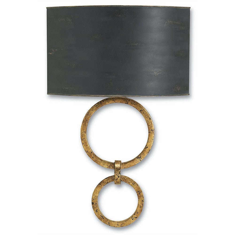 Lighting - Gold Links Wall Sconce