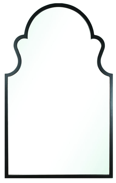 Mirrors - Arched Mirror - Black