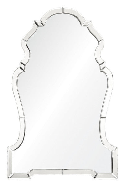 Mirrors - Chippendale Mirror - Silvered Mirrored Glass