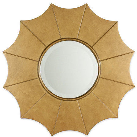 Mirrors - Haylie Sunburst Mirror - Antique Gold ( 28 Finish Options )