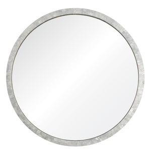 Mirrors - Pearl Shell Round Mirror
