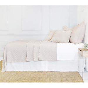 POM POM AT HOME OJAI MATELASSE COLLECTION-BLUSH