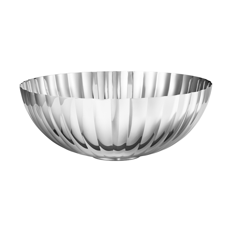 Bernadotte Bowl Stainless Steel Large 260 Mm