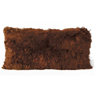 Pillows - Alpaca Fur Pillow – Copper