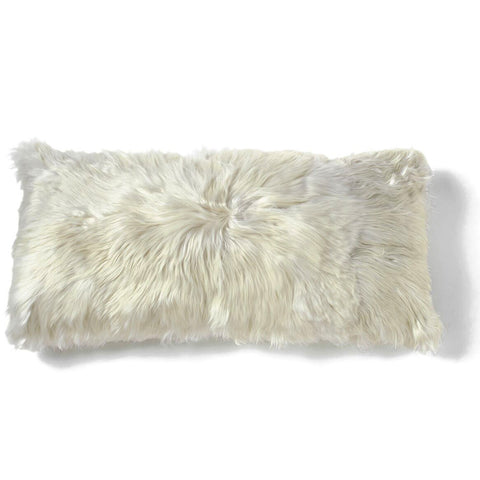 Pillows - Alpaca Fur Pillow – Ivory