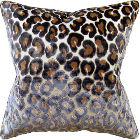 Pillows - Leopard Velvet Pillow