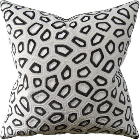 Pillows - Tortoise Embroidered Pillow