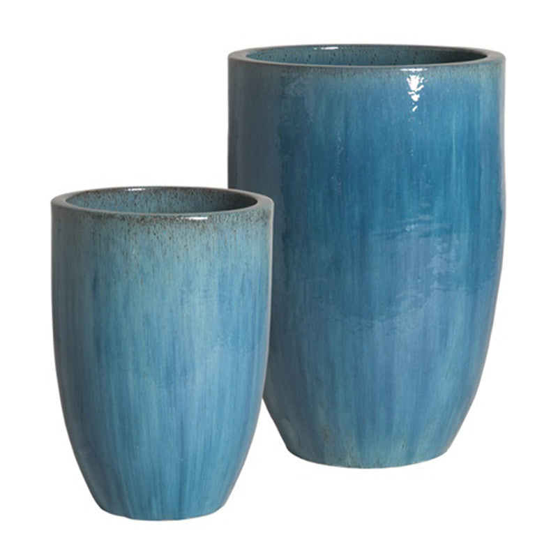 ceramic planter club tall black large lighting protectivefloorcoatings modern fixtures planters outdoor