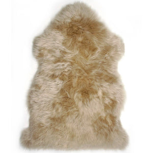 Rugs - Luxe Cream Premium Sheepskin Rug - In 6 Sizes