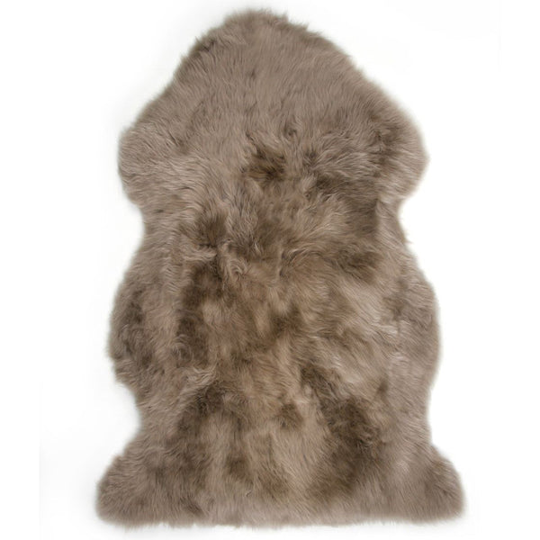 Rugs - Luxe Taupe Premium Sheepskin Rug - In 6 Sizes
