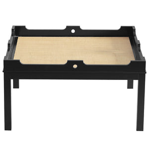 Fairfield Lacquer Coffee Table - Black