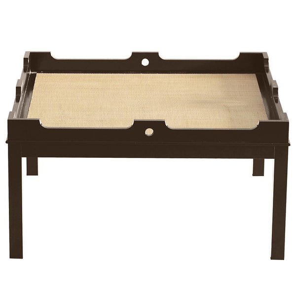 Fairfield Lacquer Coffee Table - Brown