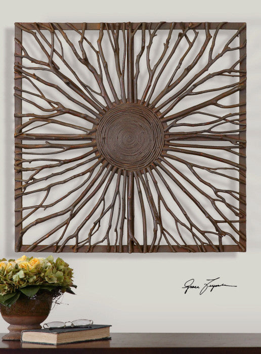 Wall Art - Branches Radiant Wall Art & Branches Radiant Wall Art   Scenario Home