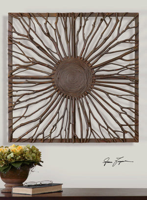 Wall Art - Branches Radiant Wall Art